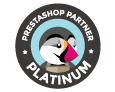 Prestashop platinum partner